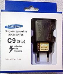 Carregador Samsung Turbo C9