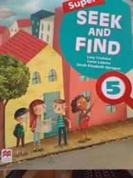 Livro inglês seek anos funk 5