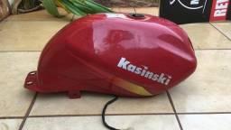 Tanque Kasinski pra sair hoje!!!!!!!!!!