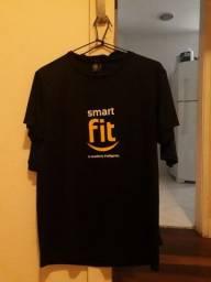 Camisas para fazer atividade física