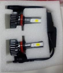 Lâmpadas LED farol baixo / alto / neblina (H8 H9 H11)