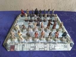Jogo de Xadrez Star Wars