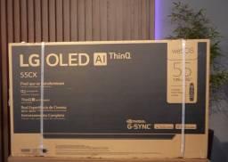 TV LG OLED CX 55? nova, nota fiscal