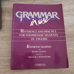 Livro Grammar in Use Raymond Murphy