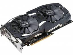 Placa de vídeo RX 580 4GB