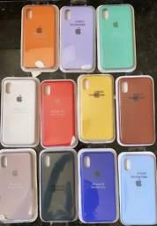 Cases originais IPhone X/ Xs