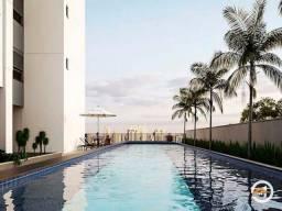 Apartamento à venda com 2 dormitórios em Setor pedro ludovico, Goiânia cod:5181