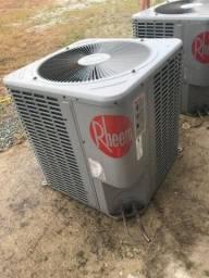 Ar condicionado 60000 btus marca Rheem sem uso!!