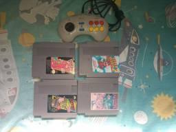 Jogos originais Nintendinho Nes 8 bits
