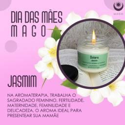Vela aromática - Jasmim