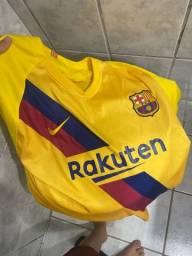 Camisa tailandesa Barcelona