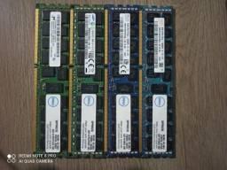 Memória DDR3 servidor Dell ecc