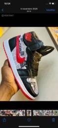 Nike Air Jordan 1 Jornal