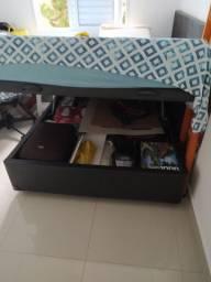 Cama Box Baú Casal