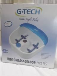Hidromassageador para Pés Foot Spa Azul G-tech