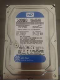 HD 500 WD (Western Digital)