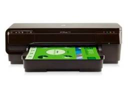 Impressora Jato de tinta colorida HP7110 (A3+) R$700,00
