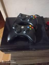 Xbox 360 super slim destravado