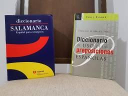 02 Dicionários de Espanhol - estado de novo