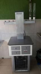 Máquina de sorvete americana