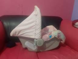 Bebê conforto da galzerano menina