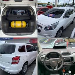 Chevrolet Spin 2016 com KIT GÁS Completa