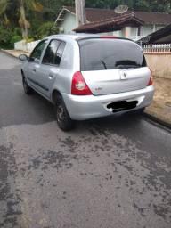 Vendo Clio 2008 1.0 16v COMPLETO
