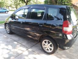 Vendo Honda fit preto 2007/2008