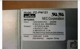 Fonte de Alimentação do PABX NEC Modelo: PZ-PW121