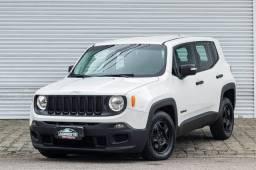Jeep renegade 1.8 4x2 flex automatico *IPVA 2021 PAGO*