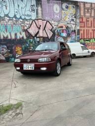 Volkswagen Parati CLi 1.8 1996/96 2P Vermelho Real