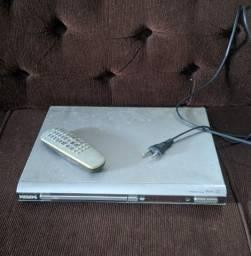 Dvd em perfeito estado Philips DVP530/BK