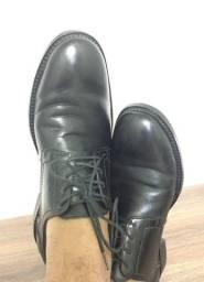 Sapato masculino CONFORTÁVEL - N41