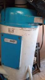 Coletores e lixadeira industrial