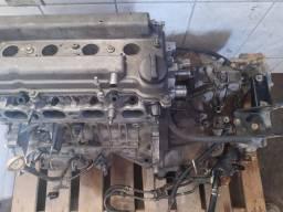 Motor 1.8 e cambio automático corolla 2003/2007
