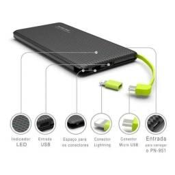 Power Bank Bateria Extra Kaidi  Slim Kd951 10000mah