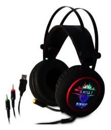 Headset Gamer Qualidade Incrível Audio 7.1