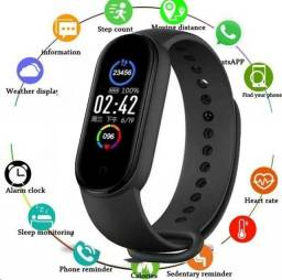 Relógio Inteligente Smartband M5