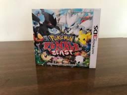 Pokémon Rumble Blast Nintendo 3DS