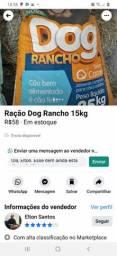 Ração Dog Rancho 15kg