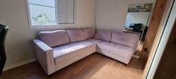 Sofá 5 lugares com chaise