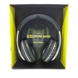 Fone De Ouvido Extra Bass Bluetooth B-max Bm-211b- Rf Informatica