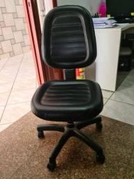 Cadeira Diretor encosto baixo (Novíssima)