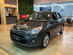 Lindíssimo Citroën C3 Exclusive Completo com Teto-Panorâmico Top!!!