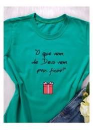 T-shirt Camisetas femininas