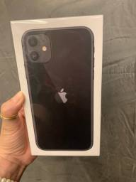 iPhone 11 - Lacrado - 128GB - Black