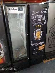Cervejeira Slim expositora 230L imbera