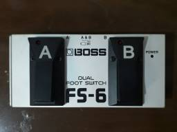 Pedal Boss Footswitch FS6