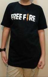 Camisa freefire