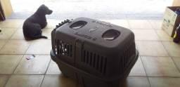Caixa de transporte para cachorro PlastPet Kennel Cargo 05